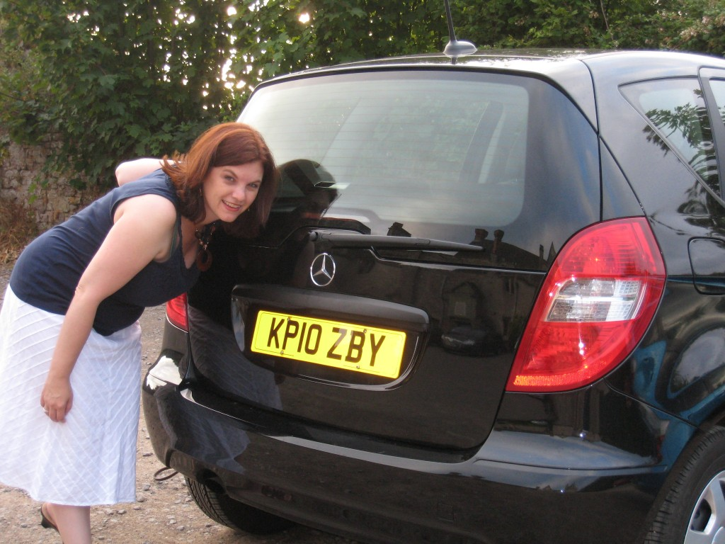 London rental car