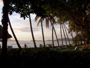 July 7c - Tamarindo & Pacific ocean - sunset