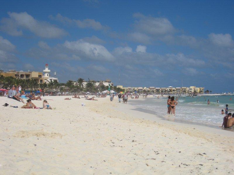 Mexico Vacation 2010: Playa del Carmen (Part 3)