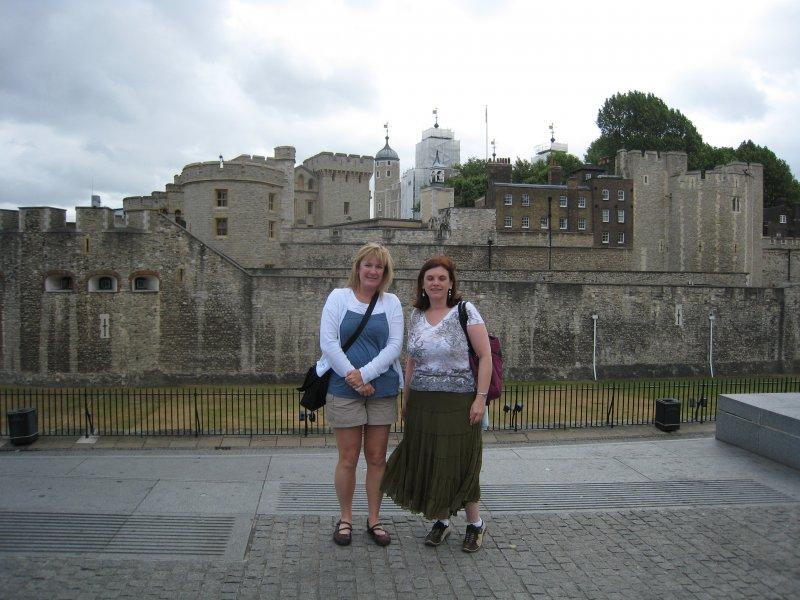 England Vacation 2010: London, Thornbury, Bath & Winchester (Days 4-8)