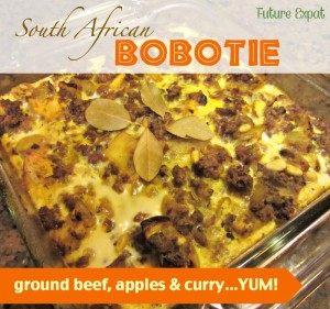 South African Bobotie recipe - Future Expat