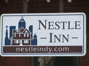 Nestle Inn exterior sign