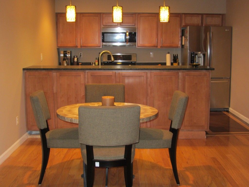 Kitchen and dining room set
