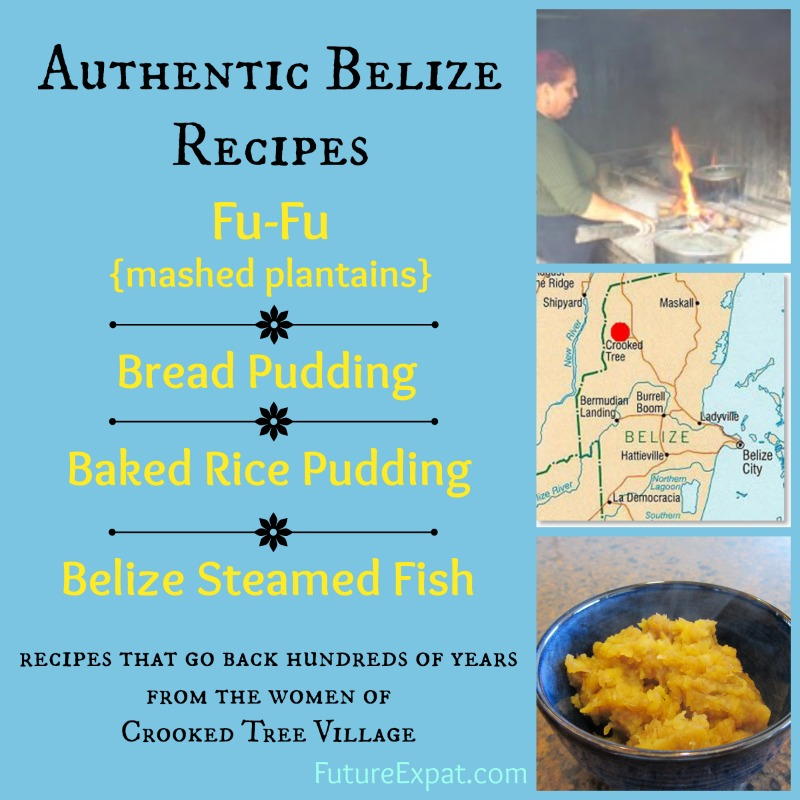 Authentic Belize Recipes