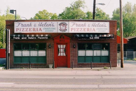 University City, MO Tradition ~ Frank & Helen's Pizzeria - Arch City Homes #stlouis