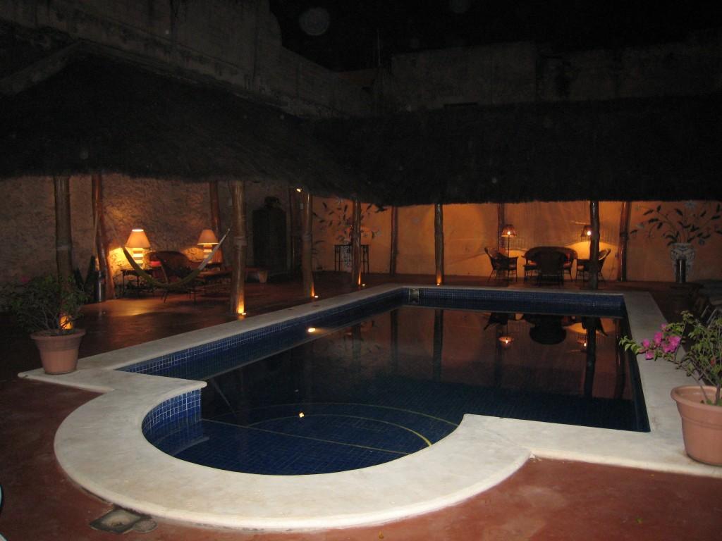 Hotel Casa Lucia - pool