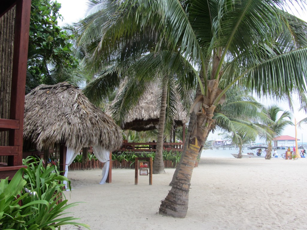 Ramon's Village Resort - beach and massage hut