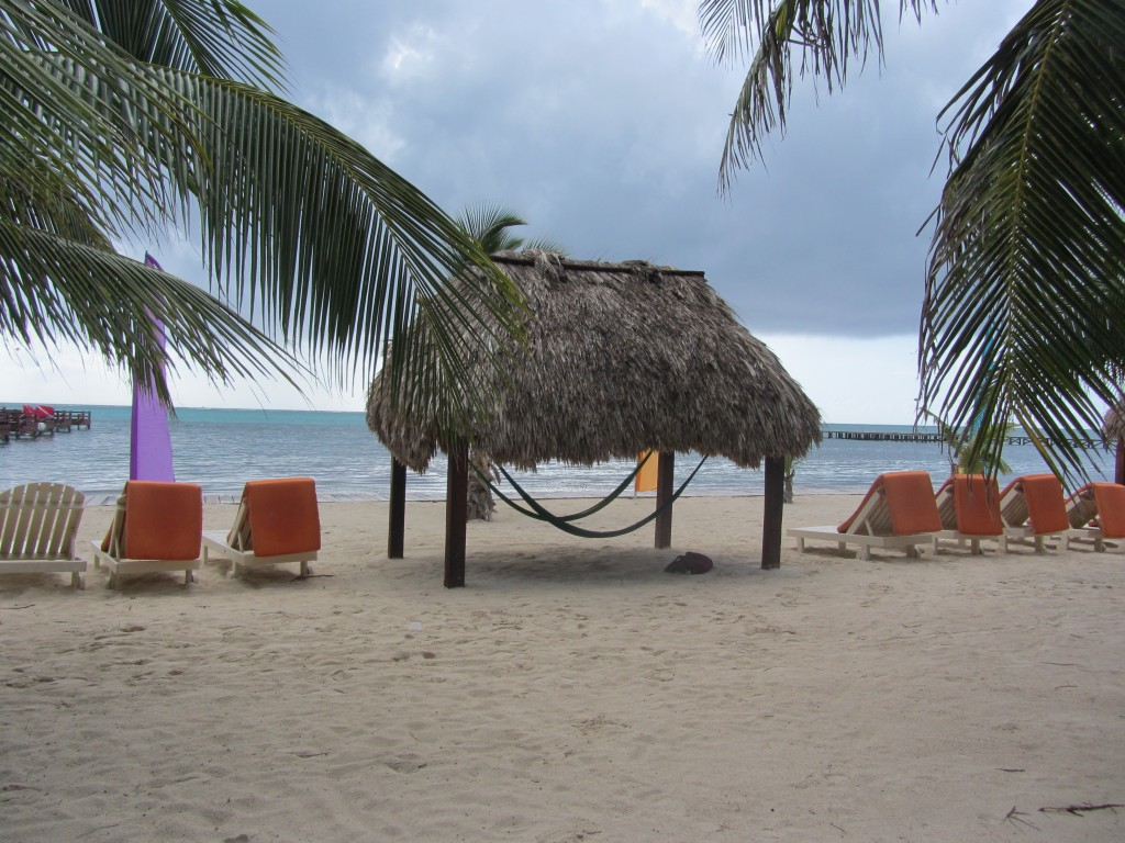 Ramon's Village Resort - beach hammock
