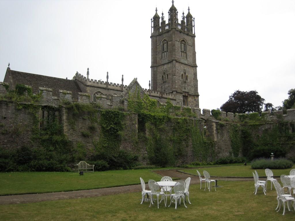 Thornbury Castle Hotel - outside courtyard