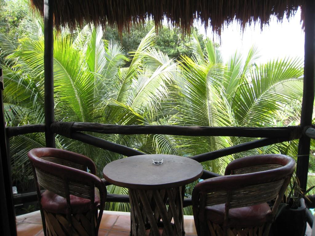 La Tortuga Hotel - balcony