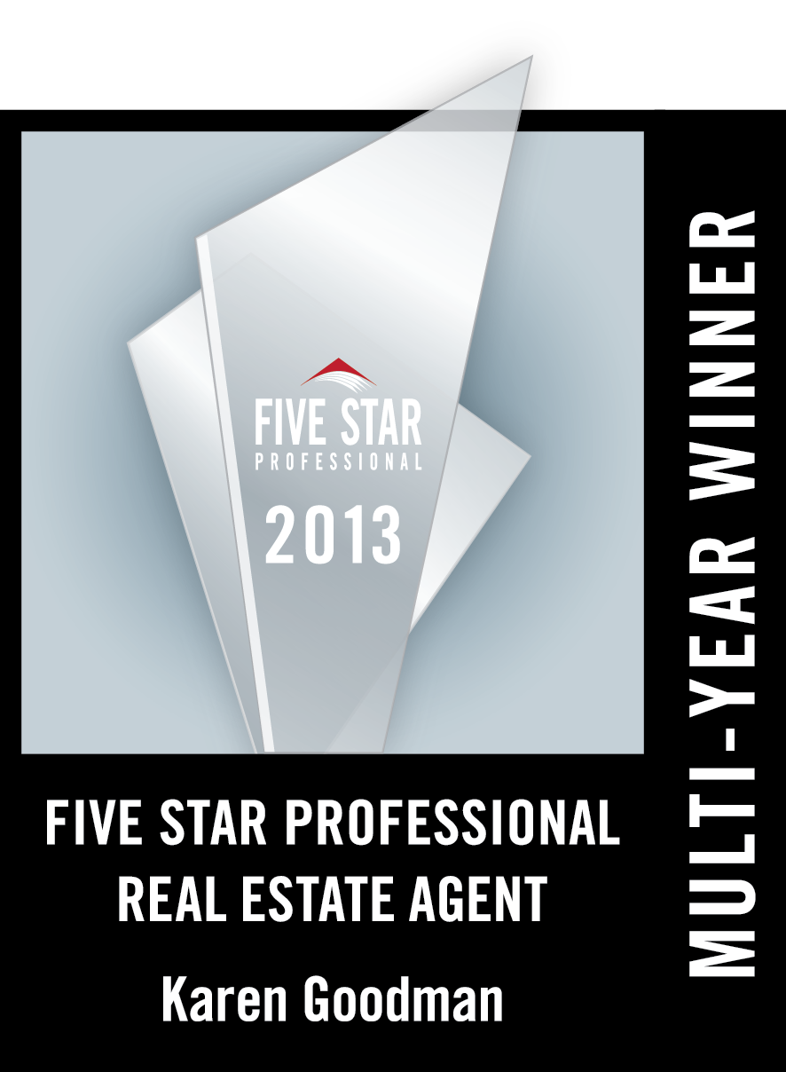 St. Louis Real Estate FIVE STAR Award Winner