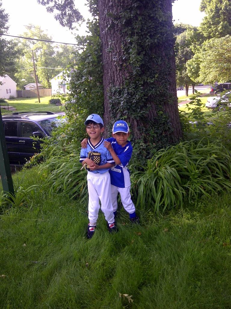 Orahood boys - sports uniforms