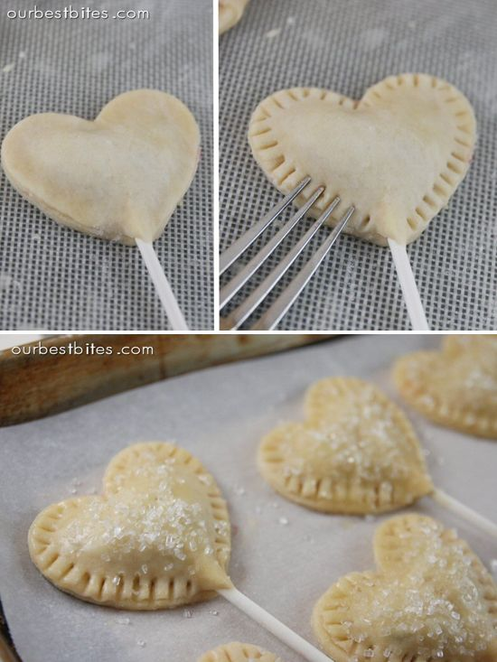 Pinterest pie pops