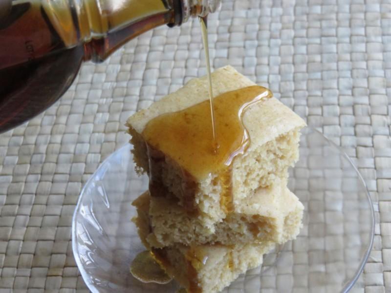 Baked Whole Wheat Pancake Squares   Future Expat