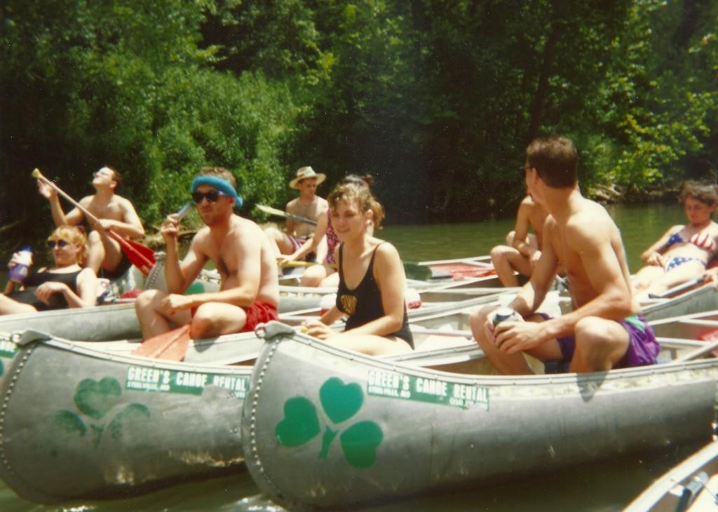 Float trip 1995