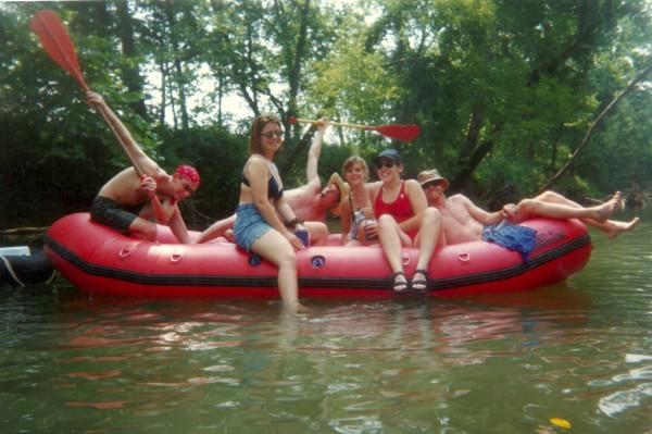 Summer Float Trips in Missouri