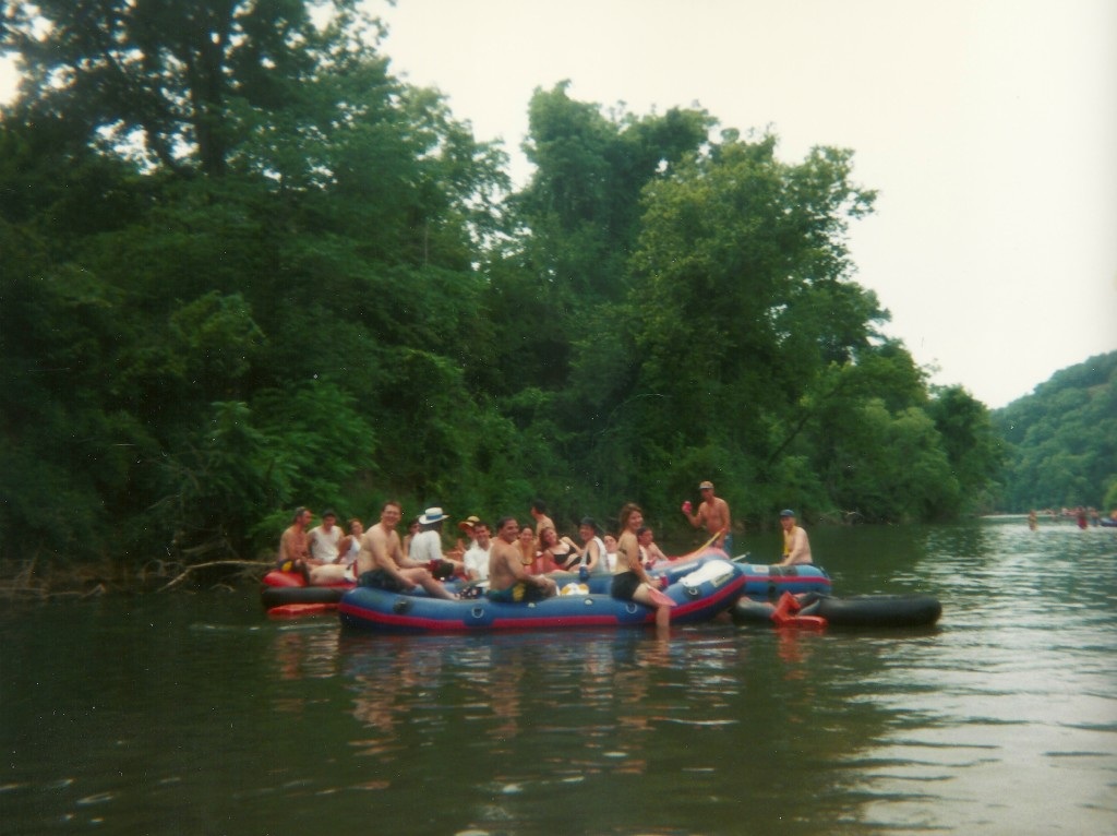 Float trip 1997
