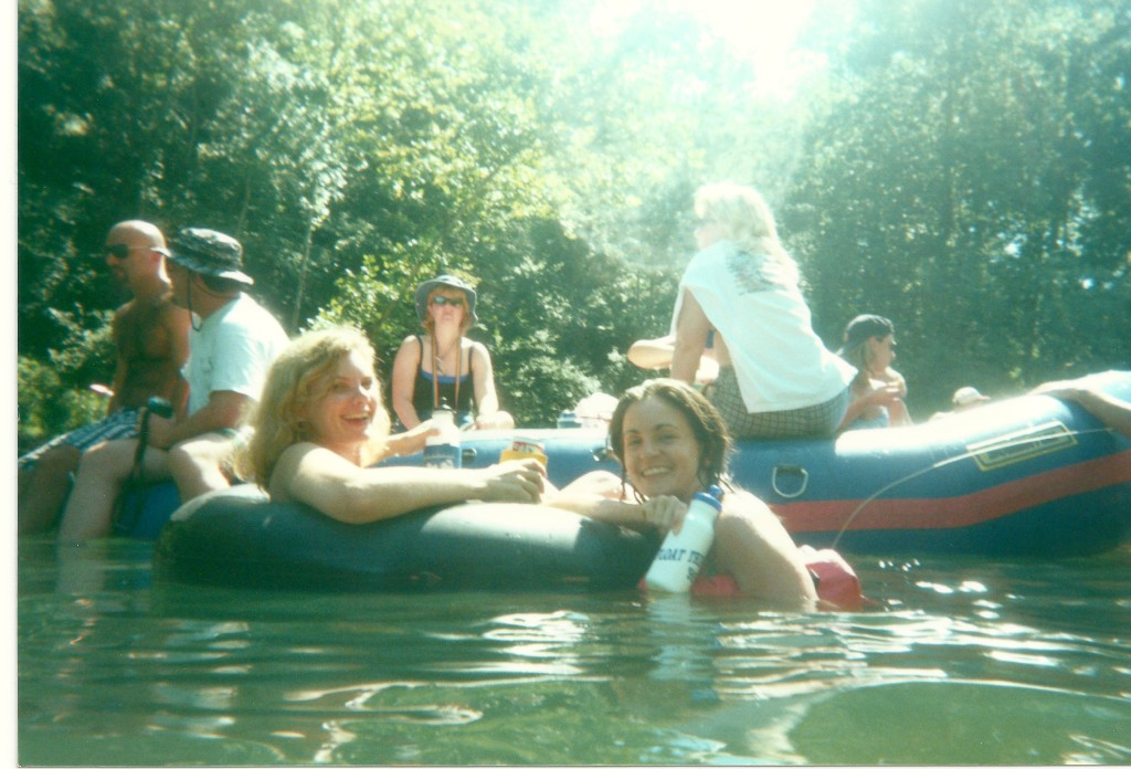 Float trip 1999 (2)