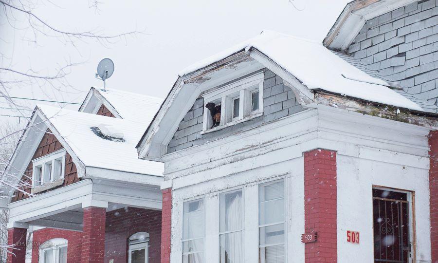 Rescue - attic