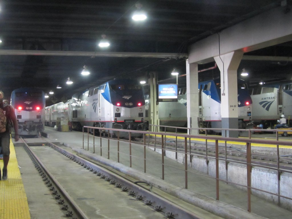 Chicago Amtrak station