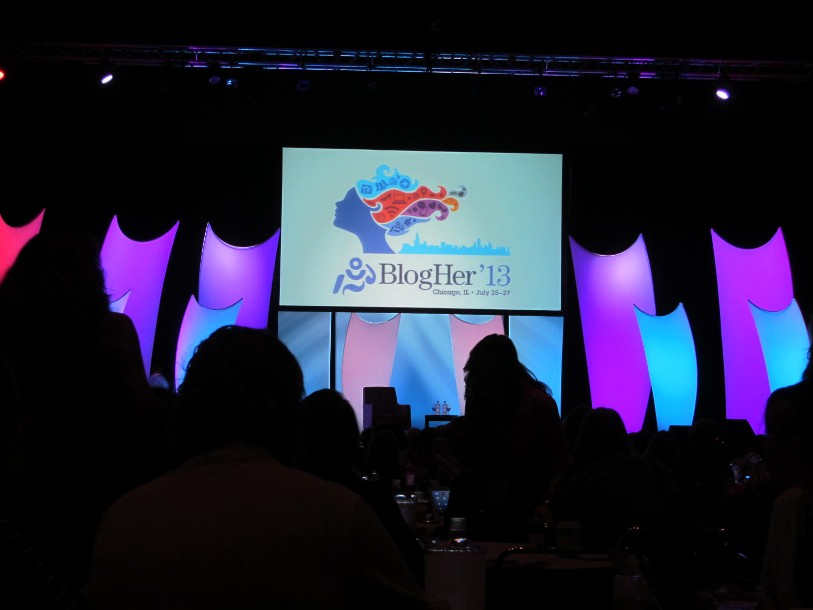 Impressions of a First Time BlogHer Conference Attendee