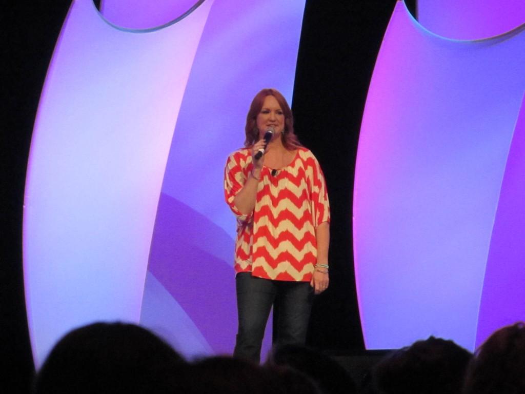 Ree Drummond, The Pioneer Woman - BlogHer keynote speaker
