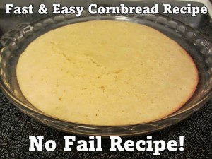 No Fail Cornbread - Future Expat