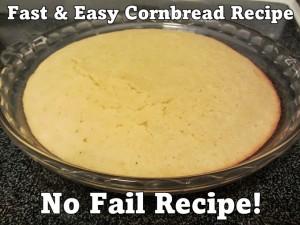 No Fail Cornbread - Future Expat