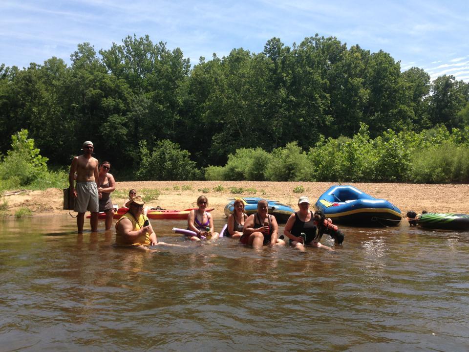 Float Trip (photo credit John Dale)