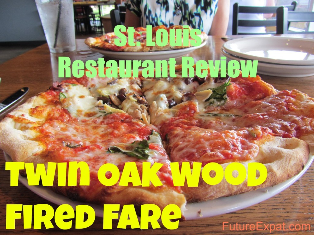 St. Louis Restaurant Review: Twin Oak Wood Fired Fare - Arch City Homes #stlouis