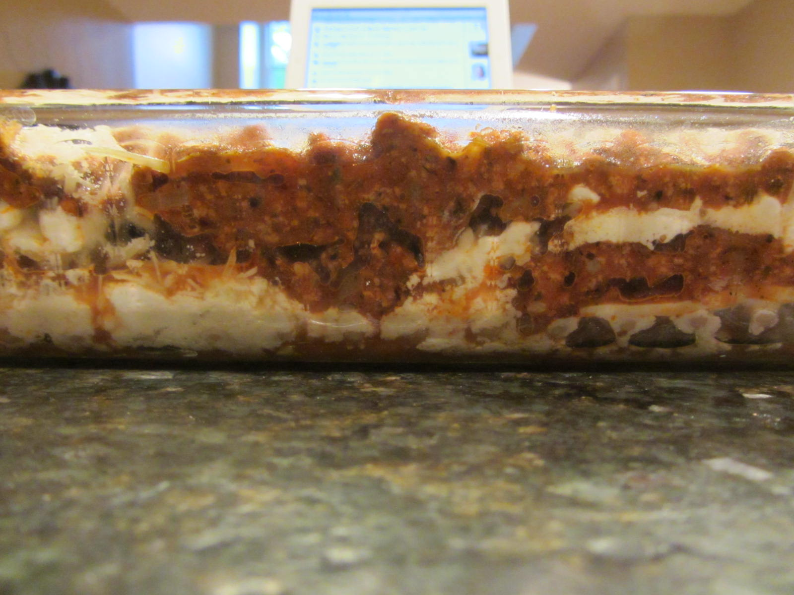 Real Food Recipe: Homemade Lasagna with Meat Sauce