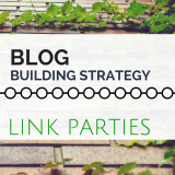 Blog building strategy - link parties (Future Expat)