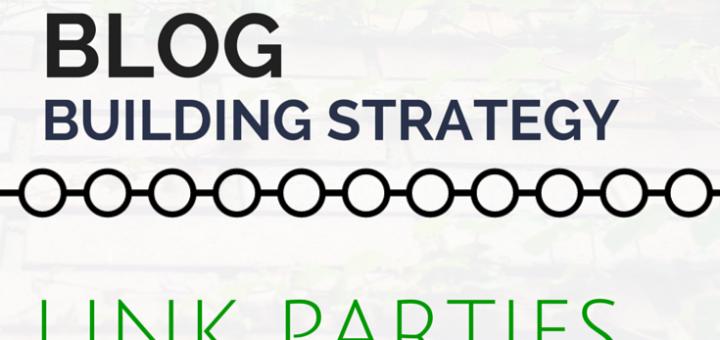 Blog building strategy - link parties (Future Expat)