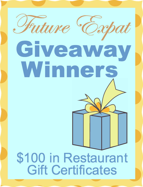 GIVEAWAY Winners Announced ~ 2 Winners Get $100 to Dine Out in St. Louis