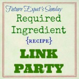 Required Ingredient link party