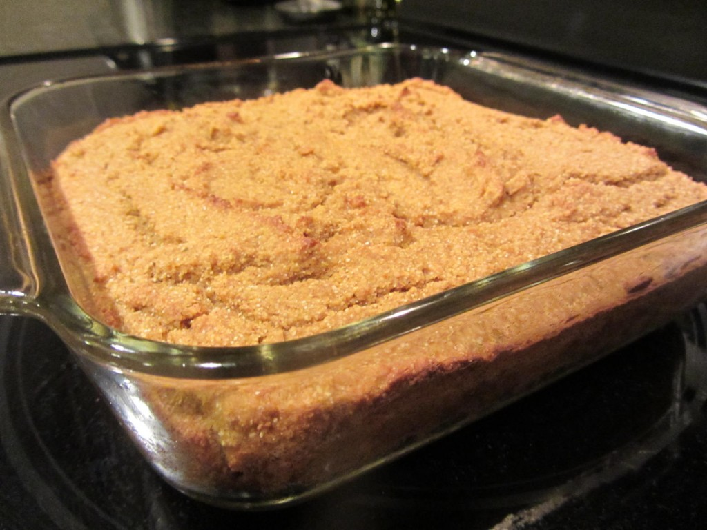Pumpkin cornbread by Future Expat
