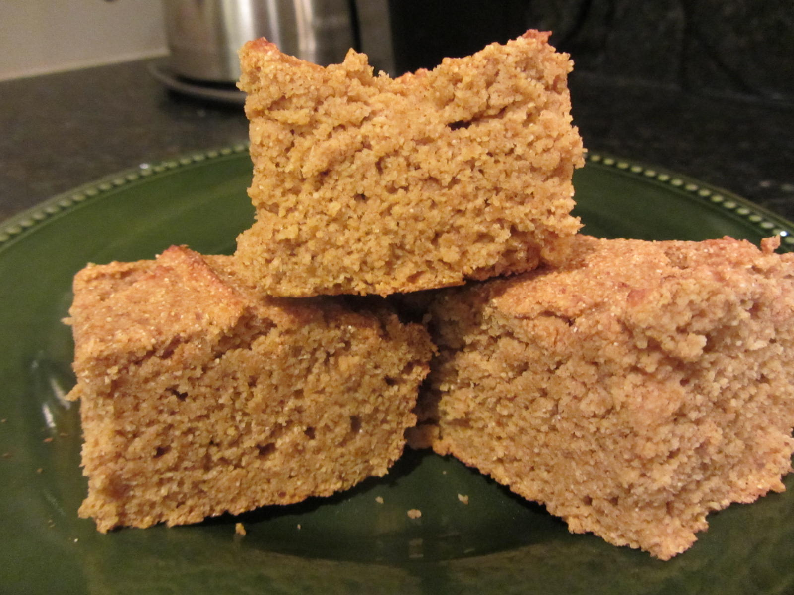 Healthy Recipe: Moist Pumpkin Cornbread