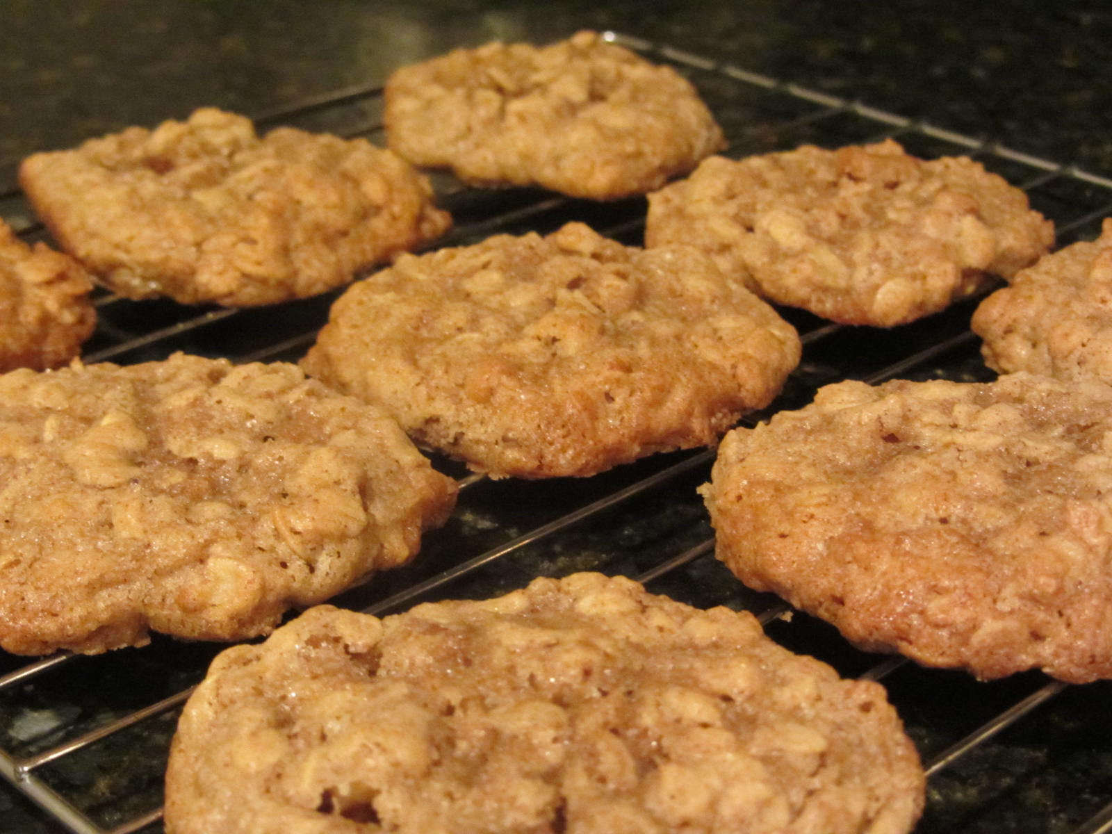 Quick & Easy Oatmeal Cookies Recipe