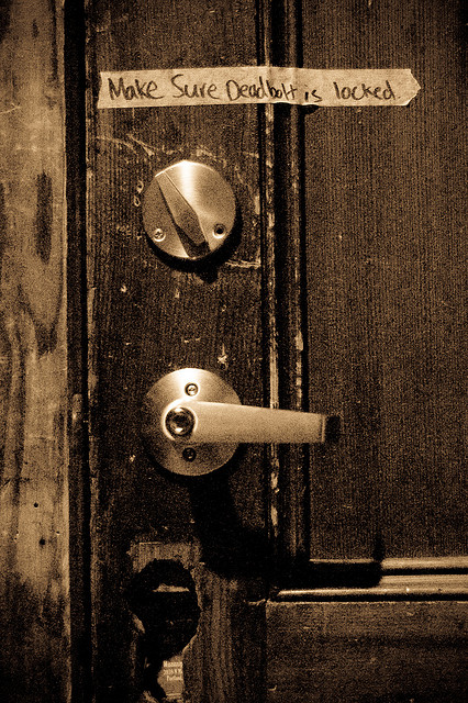 replace-old-deadbolts-credit-toddalert-flickr