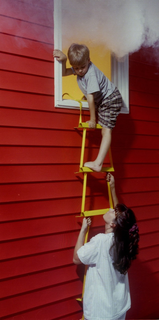fire-escape-emergency-ladder