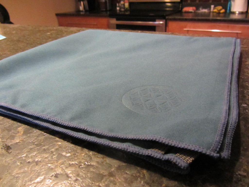 Shandali towel folded