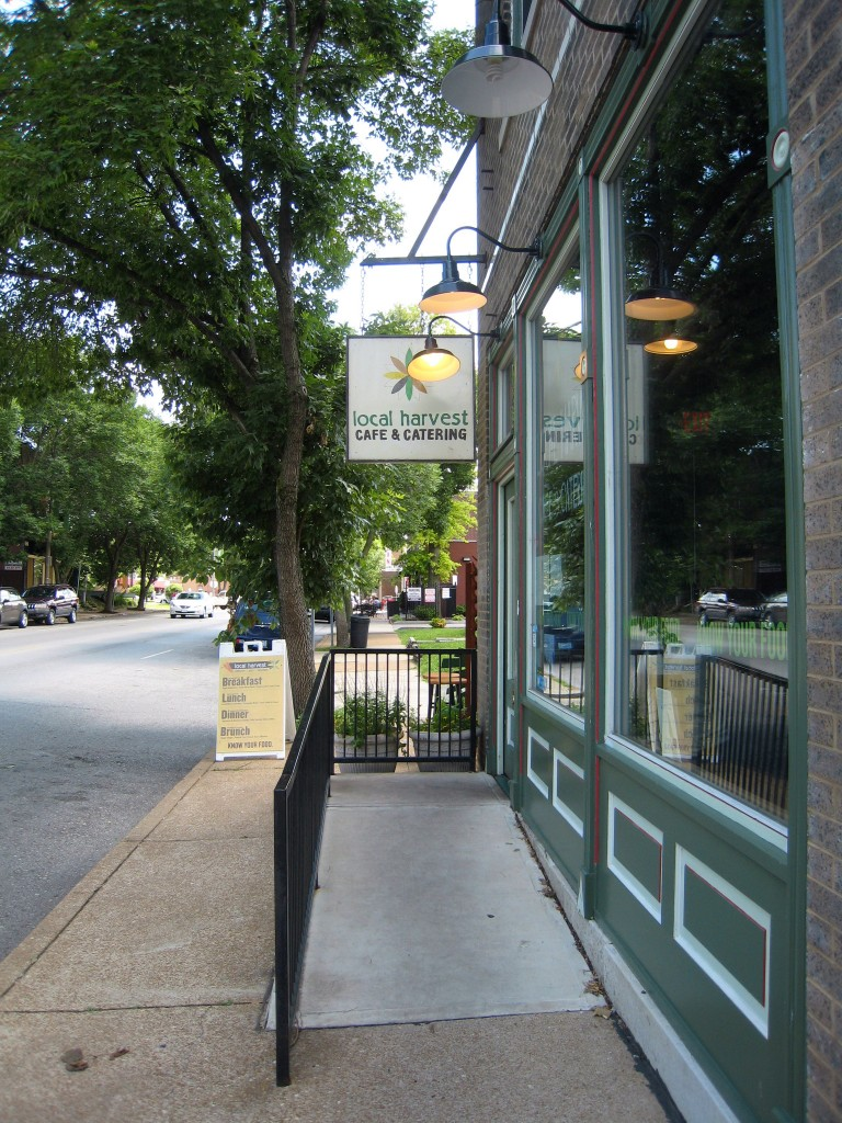 Tower Grove South - Local Harvest Cafe