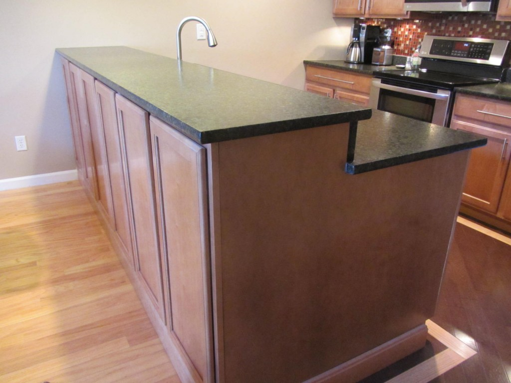 Kitchen remodel - bi-level counters