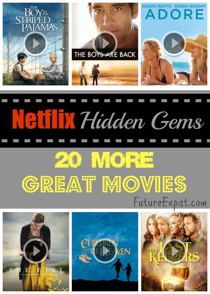 Netflix movie recommendations