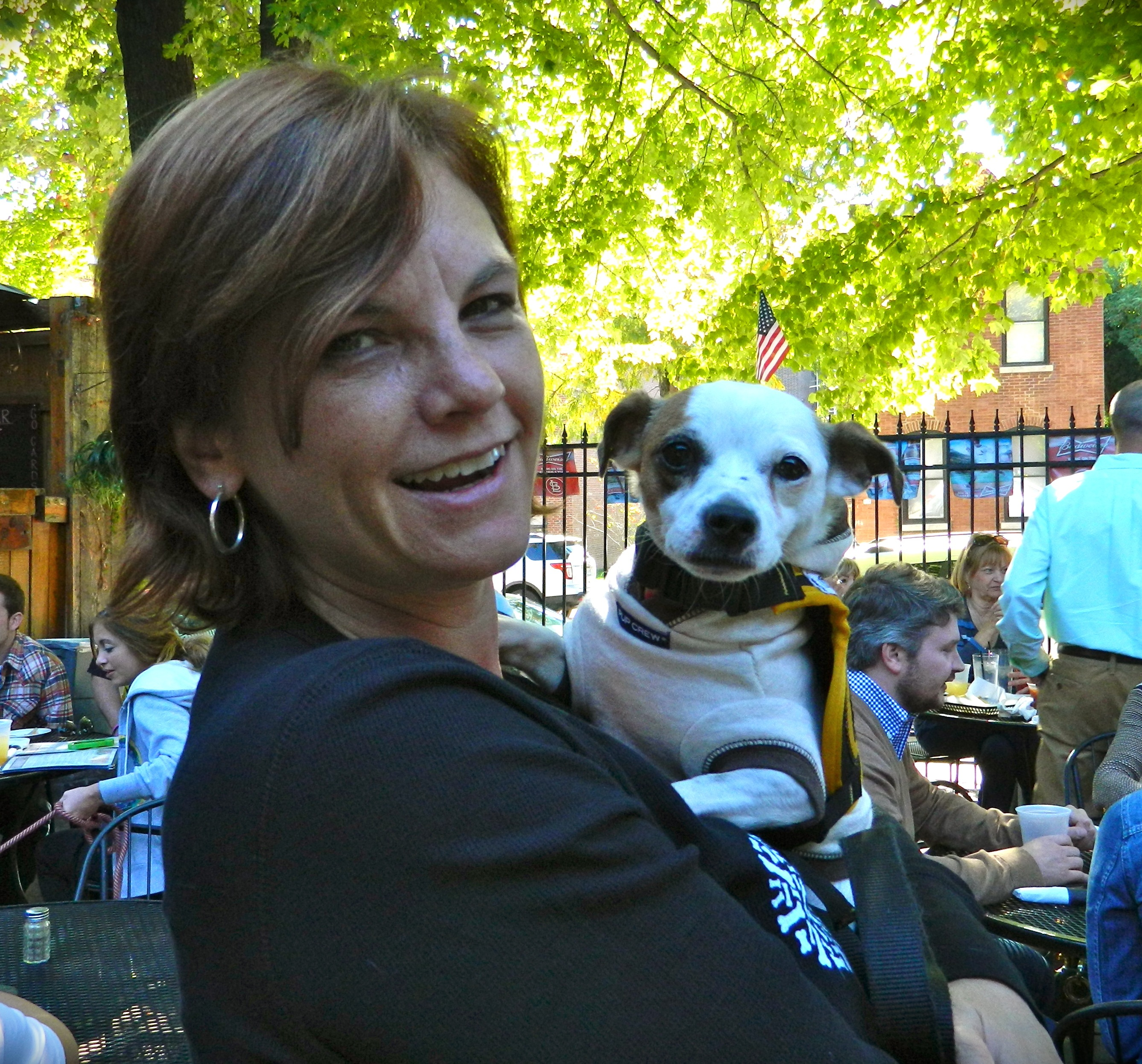 Wordless Wednesday – Foster Dogs Have Changed My Life