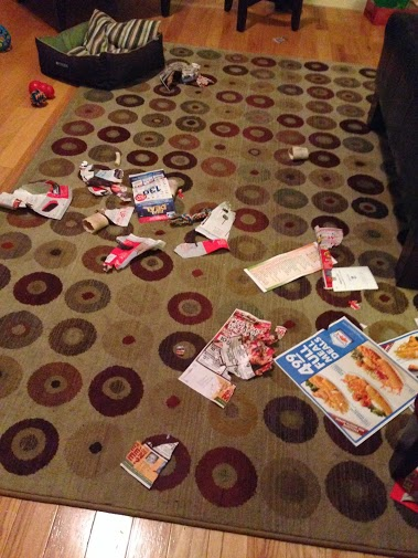 Wordless Wed - junk mail