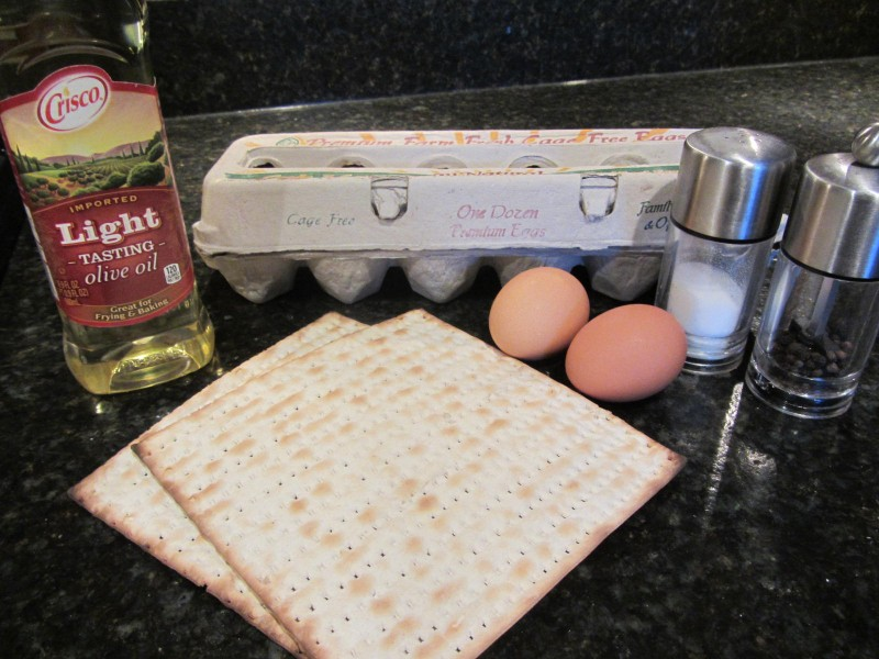 Matzah Brie Recipe - Future Expat