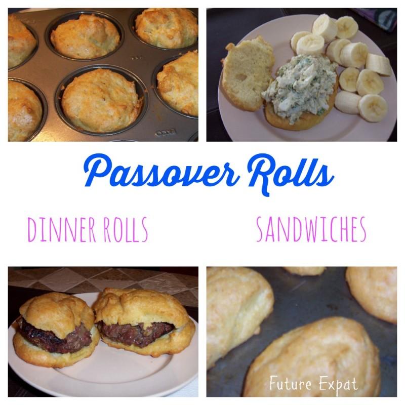 Passover Rolls Recipe - Future Expat