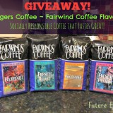 Rogers Coffee ~ Socially Responsible Coffee that Tastes Great (GIVEAWAY)