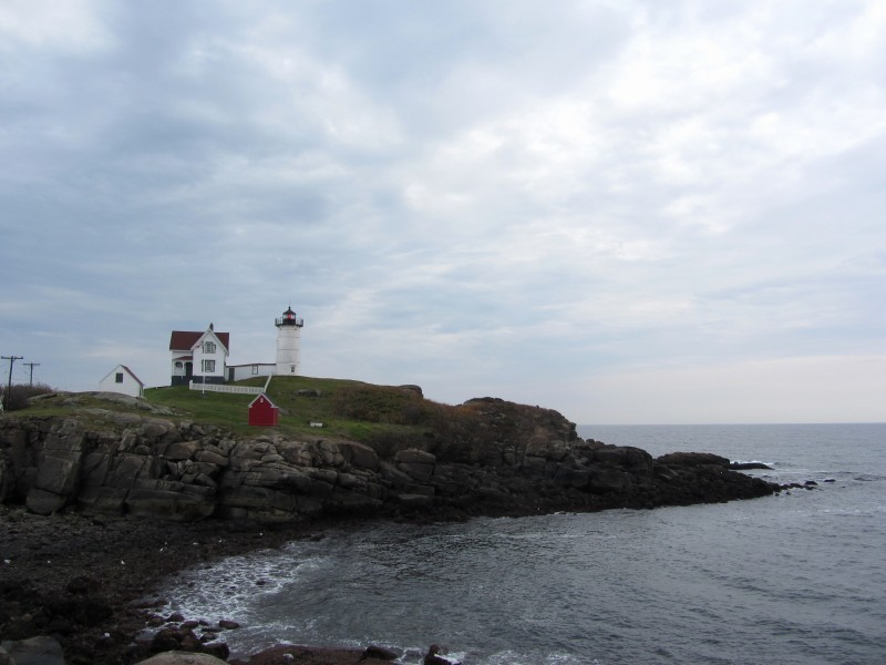 Nubble Lighthouse distance - Maine